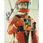 Keir Dullea 2001 Space Odyssey signed authentic autograph photo