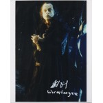 Lord of the Rings Brad Dourif signed authentic autograph photo