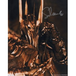 Lord of the Rings Sala Baker genuine signed autograph photo COA