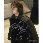 Lord Rings Billy Boyd genuine authentic autograph signed photo COA