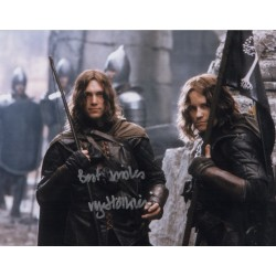 Lord The Rings Royd Tolkien authentic signed autograph photo COA