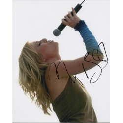 Natasha Bedingfield genuine signed authentic signature photo UACC