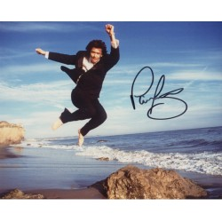 Paul Young music genuine authentic signed autograph colour photo 3