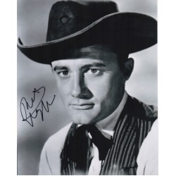 Robert Vaughn Magnificent Seven genuine authentic autograph signed photo 4.