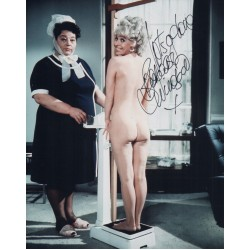 Barbara Windsor Carry On comedy genuine signed autograph photo 3
