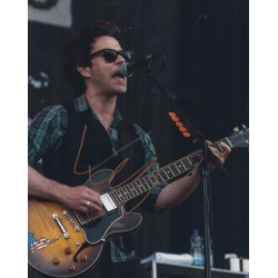 Kelly Jones Stereophonics authentic genuine signed image COA UACC AFTAL