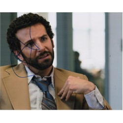 Bradley Cooper American Hustle authentic genuine signed photo COA UACC