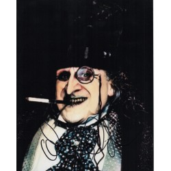 Danny Devito Batman Penguin authentic genuine signed photo COA AFTAL