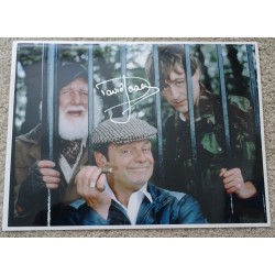David Jason Only Fools and Horses genuine authentic autograph signed photo