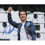Kelly Jones Stereophonics authentic genuine signed image COA UACC RACC