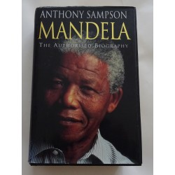 Nelson Mandela 'Mandela' authentic genuine signed book UACC AFTAL