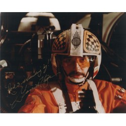 Star Wars Garrick Hagon signed original genuine autograph authentic photo