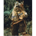 Star Wars Kenny Baker Paploo signed genuine autograph photo 2