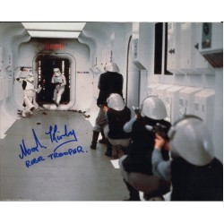 Star Wars Noah Kirby genuine authentic autograph signed photo.