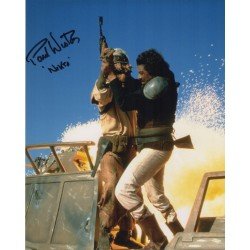 Star Wars Paul Weston authentic signed colour photo 2