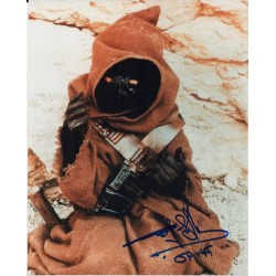 Star Wars Rusty Goffe signed authentic autograph genuine photo 2