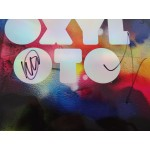 Coldplay MYLO XYLOTO music genuine signed authentic signature