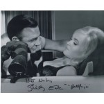 Shirley Eaton Goldfinger authentic genuine signed Photo COA UACC RACC