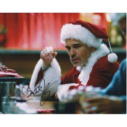 Billy Bob Thornton Bad Santa signed genuine signature autograph photo