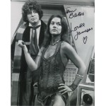 Doctor Dr Who Tom Baker genuine signed authentic autograph photo