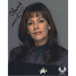 Star Trek Marina Sirtis signed original genuine autograph authentic photo 2
