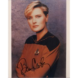 Denise Crosby Star Trek signed original genuine autograph authentic photo