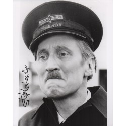Stephen Lewis On the Buses genuine signed authentic signature photo