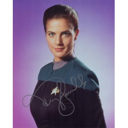 Star Trek Terry Farrell signed original genuine autograph authentic photo