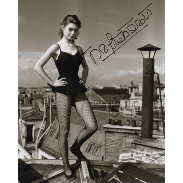 Brigitte Bardot authentic signed genuine signature photo COA AFTAL UACC