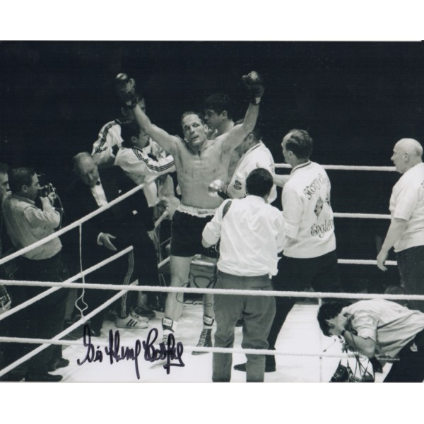 Henry Cooper Boxing authentic genuine signed autograph photo 12