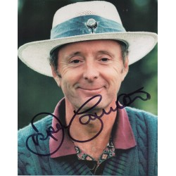 Jasper Carrot comedy signed authentic autograph photo