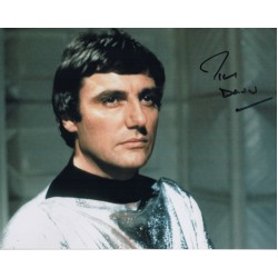 Paul Darrow Blakes 7 original authentic genuine signed photo