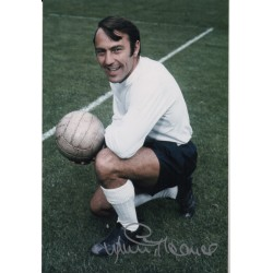 Jimmy Greaves Tottenham Spurs original authentic autograph signed photo