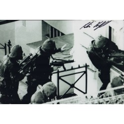 Robin Horsfall SAS Iranian Embassy Siege authentic genuine signed photo