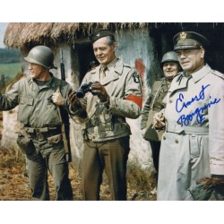 Ernest Borgnine genuine signed authentic signature photo 4