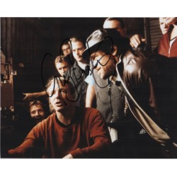 Guy Ritchie genuine signed autograph photo COA AFTAL UACC