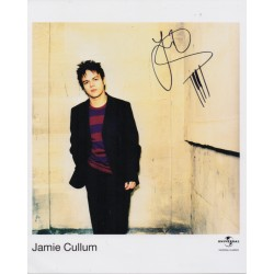 Jamie Cullum music signed original genuine autograph authentic photo