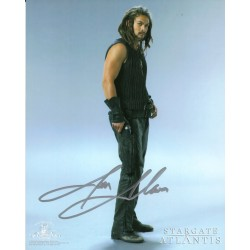 Jason Mamoa targate Atlantis genuine authentic autograph signed photo