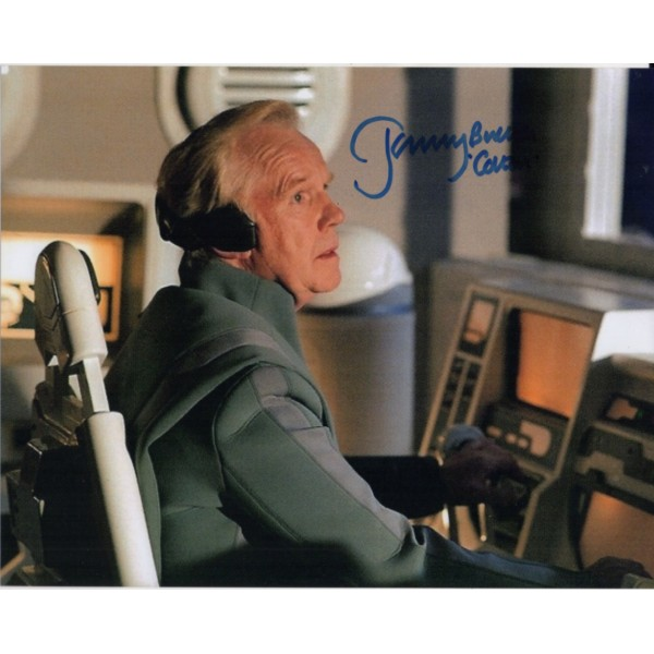 Jeremy Bulloch Star Wars genuine signed authentic autograph photo