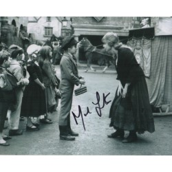 Mark Lester Oliver Dickens authentic signed autograph photo COA