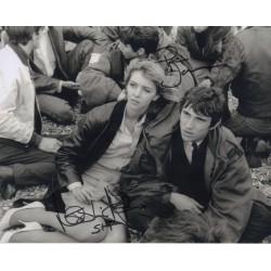 Phil Daniels Leslie Ash Quadrophenia genuine authentic signed photo 2
