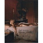 Shirley Eaton James Bond genuine authentic original signed photo 9