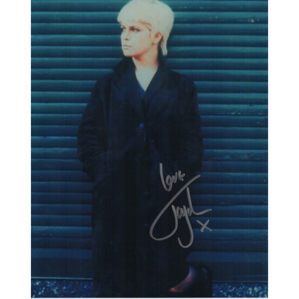 Toyah Wilcox Quadrophenia genuine signed authentic autograph photo