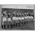 Harry Gregg Man United Busby Babe authentic genuine signed autograph photo
