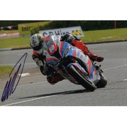 Peter Hickman Superbikes TT authentic signed autograph photo