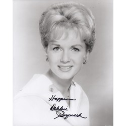 Debbie Reynolds genuine signed authentic autograph photo COA AFTAL