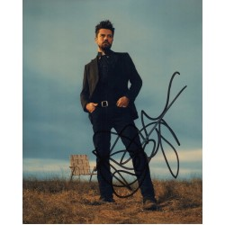 Dominic Cooper Preacher genuine authentic signed autograph photo UACC