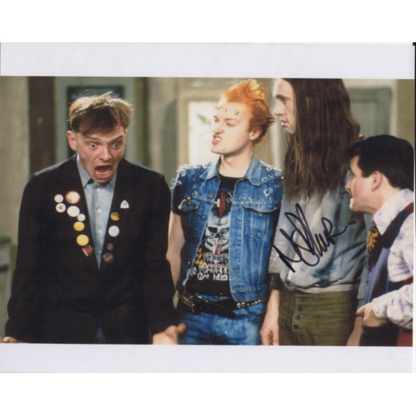 Nigel Planer The young Ones genuine signed authentic signature photo 3