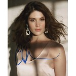 Gemma Arterton sexy authentic genuine signed autograph photo COA