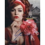 Isla Fisher sexy authentic genuine signed autograph photo COA